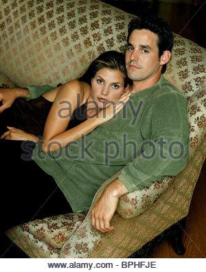 CHARISMA CARPENTER, NICHOLAS BRENDON, Buffy the Vampire Slayer, 1997 Banque D'Images