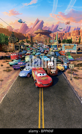 Doc hudson lightning mcqueen cars 2006 banque d 39 images photo stock 31233595 alamy - Voiture sally cars ...