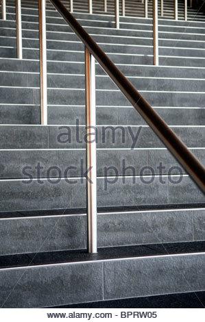 Escaliers Banque D'Images