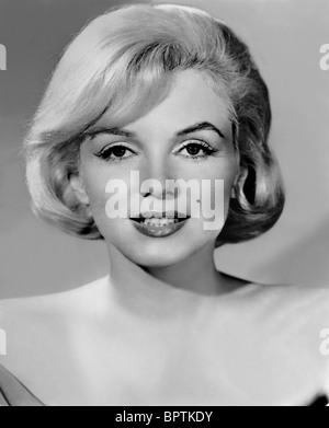 L'ACTRICE MARILYN MONROE (1957) Banque D'Images