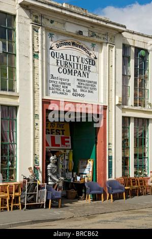 Entrepôt de bananes Piccadilly York North Yorkshire England UK Royaume-Uni GB Grande Bretagne Banque D'Images