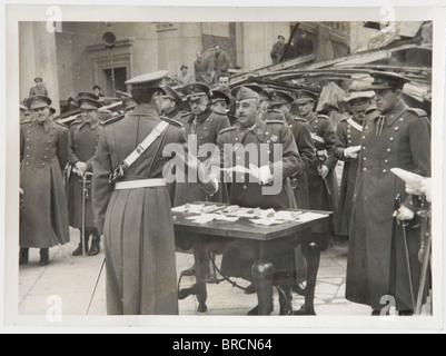 Environ 78 photos de presse, de l'Espagne Principalement des photos brillantes dans le format 13 x 18 cm, avec le Banque D'Images