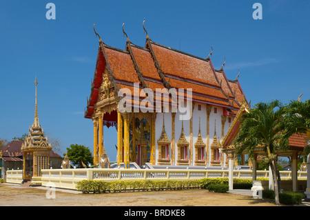 À proximité du Temple Choeng Thale, Thalang, Phuket, Thailand