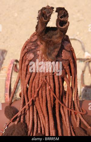 Les gens dans les Himba Opuwo Région de Namibie