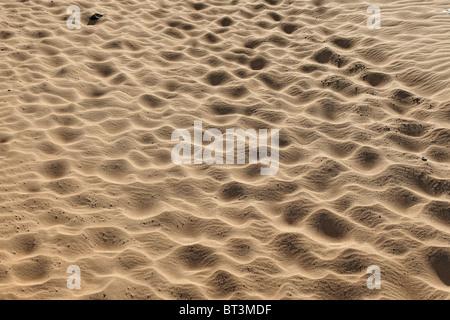 Désert Noir, désert de l'ouest, en Egypte, en Arabie, en Afrique Banque D'Images
