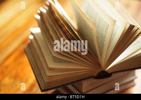 Livres Banque D'Images