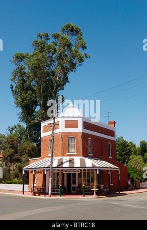 L'Australie, de l'Australasie, en Australie occidentale, York, extérieur du bâtiment Banque D'Images
