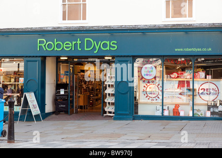 Robert Dyas ustensiles shop in UK Banque D'Images