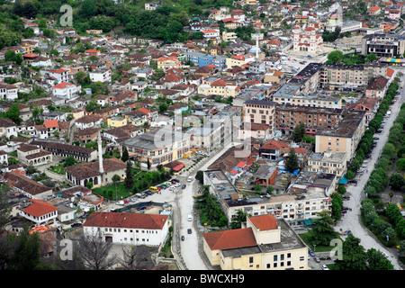 Centre-ville, Berat, Albanie