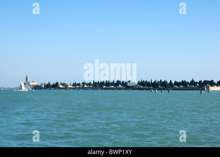 Île San Michele ( île de la mort) 2010 Venise Italie