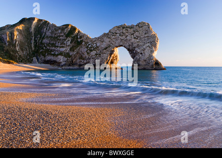 Durdle Door, Dorset, UK Banque D'Images