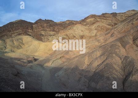 Pente de montagne Palette d'artistes de la vallée de la mort parc Mational de Californie USA Amérique du Nord paysage Banque D'Images