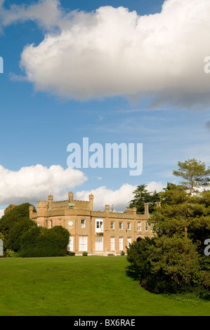 Nonsuch Mansion, un manoir du 16e à Cheam, Surrey, Angleterre Banque D'Images