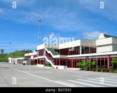 L'aéroport international Maurice Bishop St George's Grenade anciennement appelé Aéroport de Point Salines