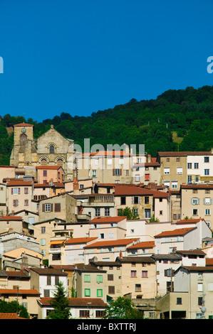 Thiers, Puy de Dôme, Auvergne, France