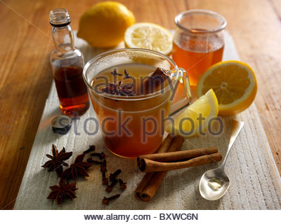 Hot Toddy Banque D'Images