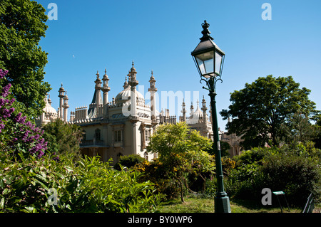Pavillon de Brighton, Brighton, East Sussex, Angleterre Banque D'Images