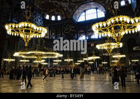 A l'origine construit comme une cathédrale chrétienne, puis converti à une mosquée musulmane au 15ème siècle, et Banque D'Images