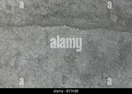 La texture du mur de béton vide parfaitement éclairée - Banque D'Images