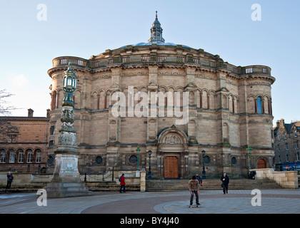 McEwan Hall, lieu de l'obtention du diplôme de l'Université d'Edimbourg, par Sir Rowland Anderson en 1874 financé Banque D'Images