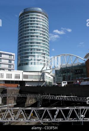 Rotonde Birmingham UK Banque D'Images