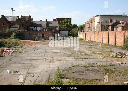 Urban decay Banque D'Images