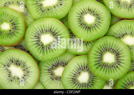 Texture de fond Kiwi