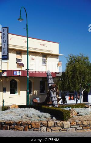 Centre-ville d'Albany, Australie occidentale, Australie Banque D'Images