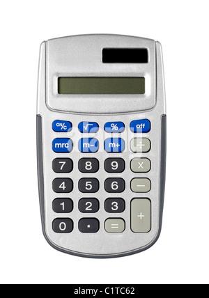 Calculatrice Banque D'Images