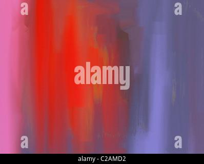 La peinture abstraite moderne d'Art Contemporain Toile de fond ou la texture. Aquarelle peintures à l'huile et acrylique Banque D'Images