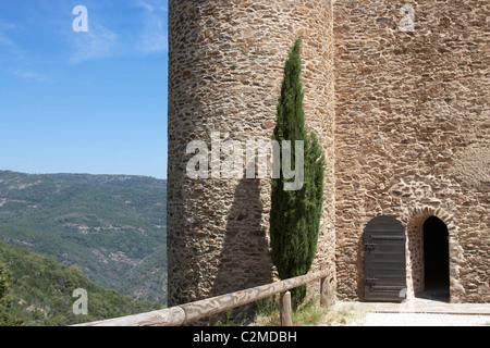 Chartreuse de la Verne, Provence, France.