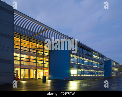 Folkestone Academy Banque D'Images