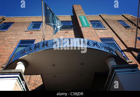 Barratt House Watford Banque D'Images