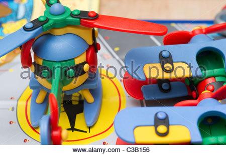 Jouets pour enfants Banque D'Images