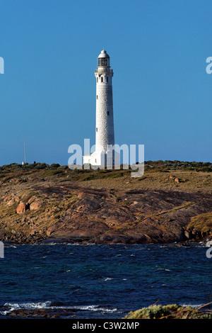 Cap Leeuwin Lighthouse and Cottages, Augusta le sud-ouest de l'Australie Banque D'Images