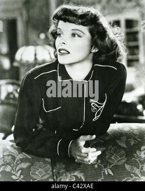 KATHARINE HEPBURN (1907-2003) Actrice américaine Banque D'Images