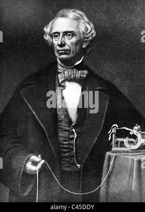 Samuel Morse Banque D'Images