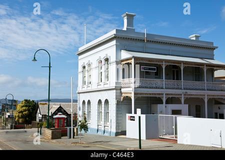 Albany House sur Stirling terrasse, construite en 1878. Albany, Australie occidentale, Australie Banque D'Images