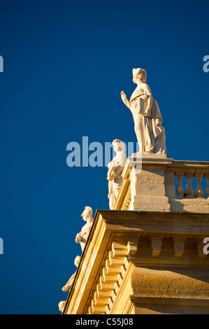 France, Aquitaine, Gironde, Grande Theatre Bordeaux Banque D'Images