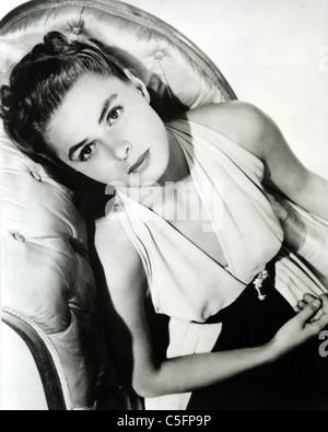 INGRID BERGMAN (1915-1982) actrice suédoise