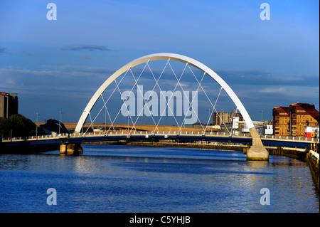 Le Clyde Arc, plus de la Clyde, Glasgow