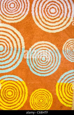 texture de serviette Banque D'Images