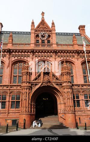 Tribunal d'instance de Birmingham West Midlands England Uk Banque D'Images