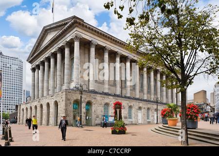 L'hôtel de ville de Victoria Square, Birmingham, West Midlands, England, UK Banque D'Images