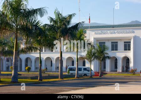 Palacio de Gobierno, Dili, Timor-Leste (Timor oriental), l'Asie