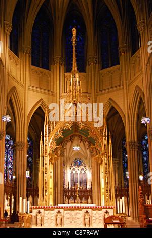 La Cathédrale Saint-Patrick, New York City