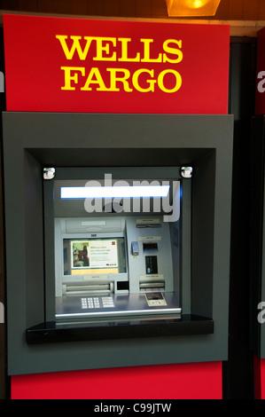La Wells Fargo Bank San Francisco California United States of America Banque D'Images