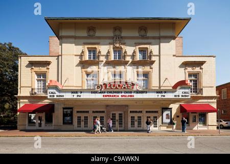 Lucas, Théâtre Savannah Banque D'Images