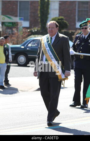St.Patrick's Day 2012 West Orange, New Jersey USA Mars 11th, 2012