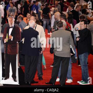 2012 - Las Vegas, NV- USA. Certaines des nombreuses choses sur l'écran, au cours de la 27e édition de Nuit & Bar Convention and Trade Show de Las Vegas. (Crédit Image: ©/ZUMAPRESS.com) Blevins génique